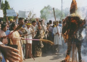 Film Still from The Colony of Lords