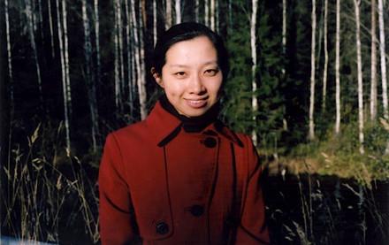 Portrait of Jie Li