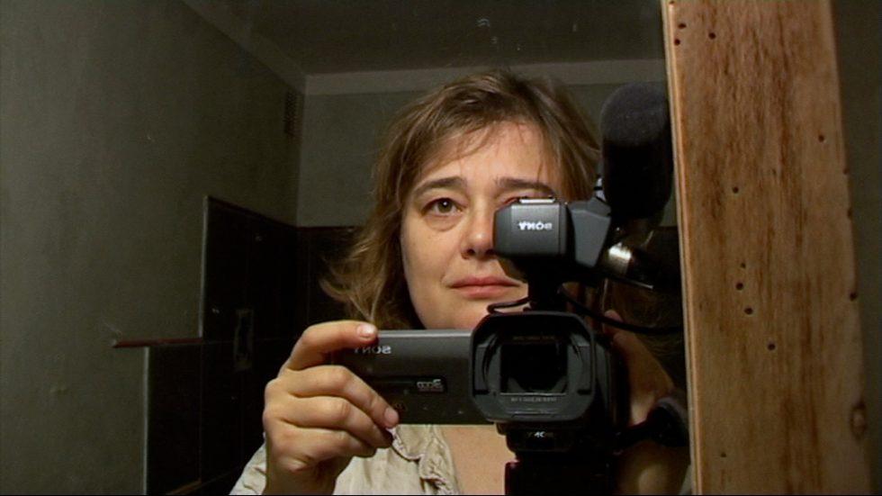 Self-Portrait of Dominique Cabrera