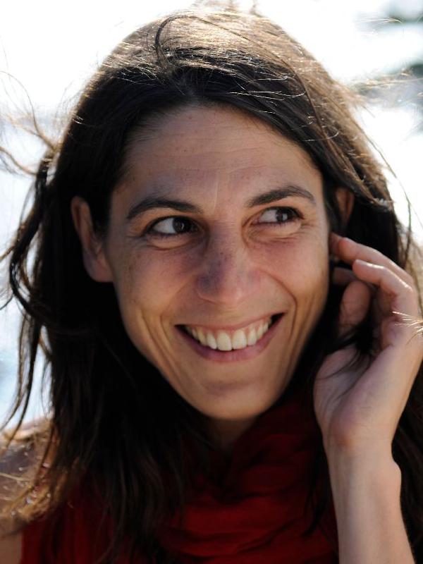 Portrait of Véréna Paravel