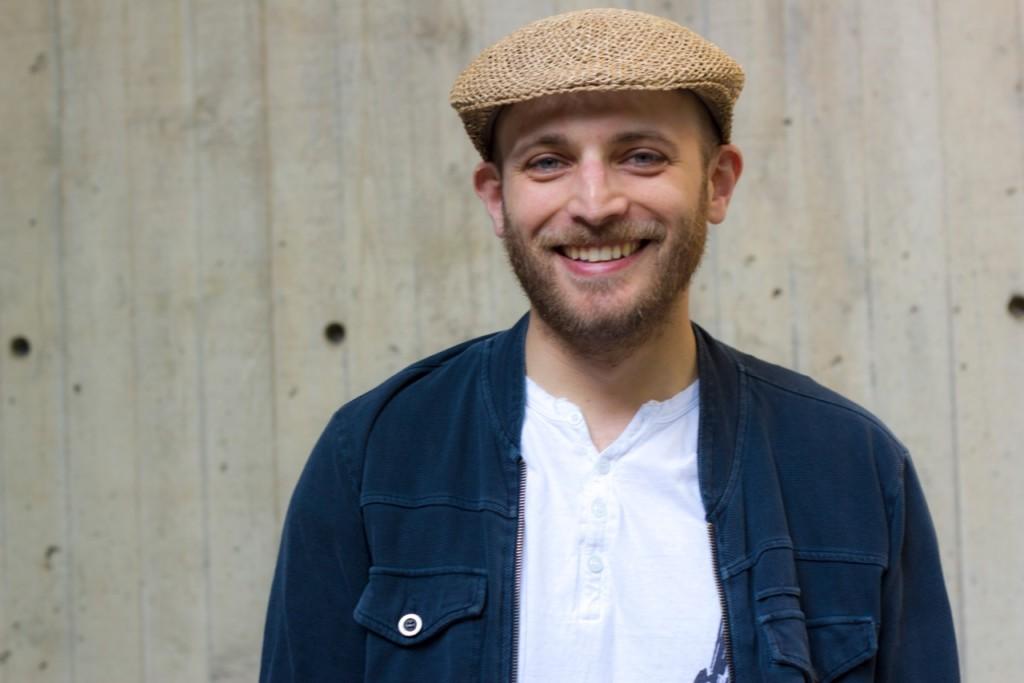Portrait of Adam Muri-Rosenthal