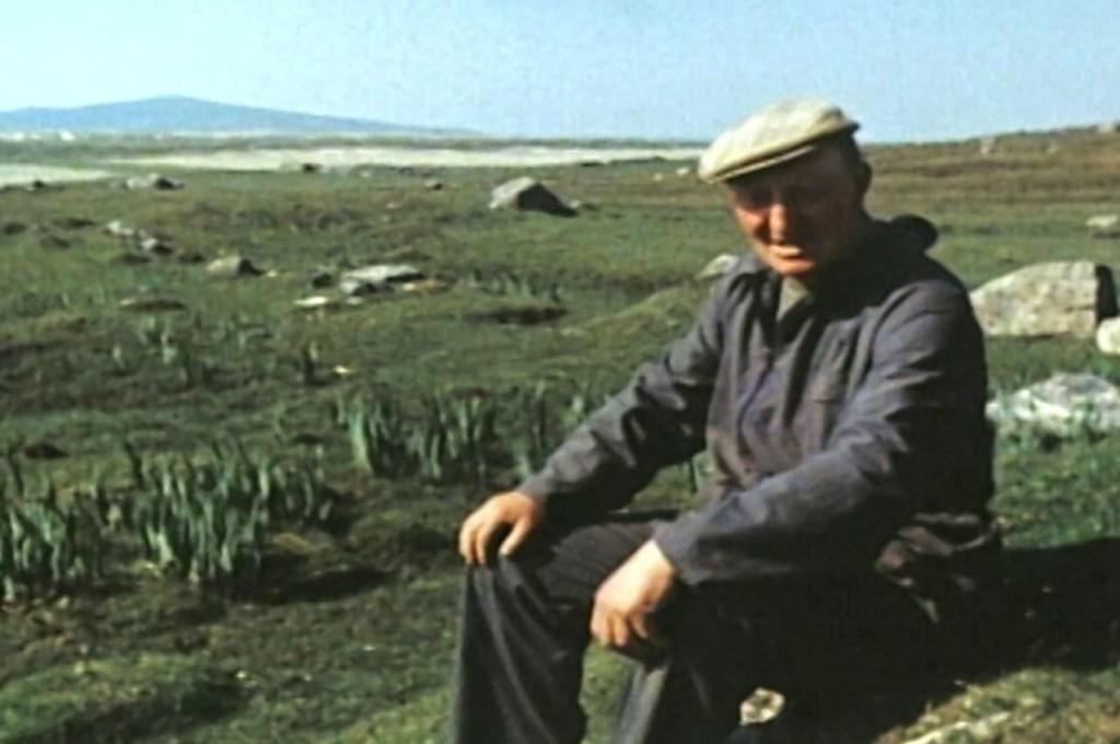 Film Still from The Shepherds of Berneray