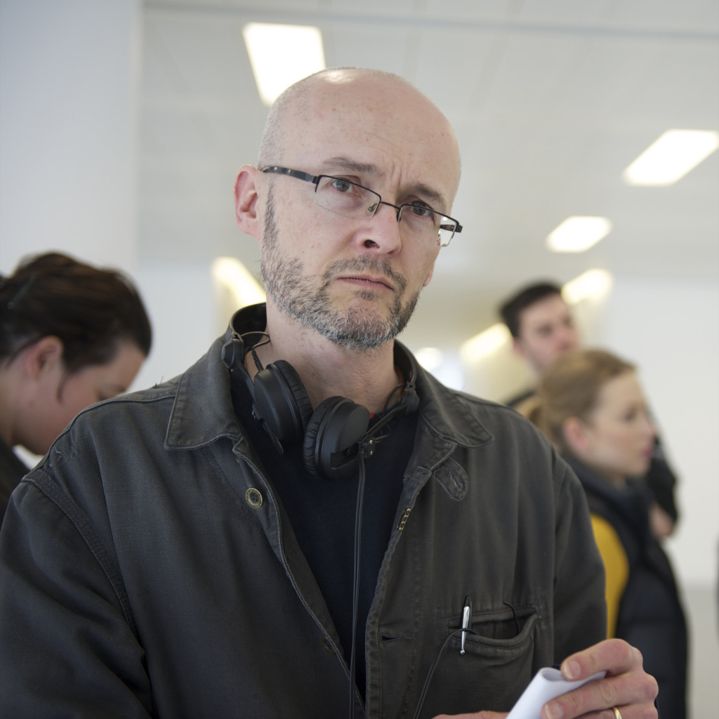 Portrait of Simon Pummell