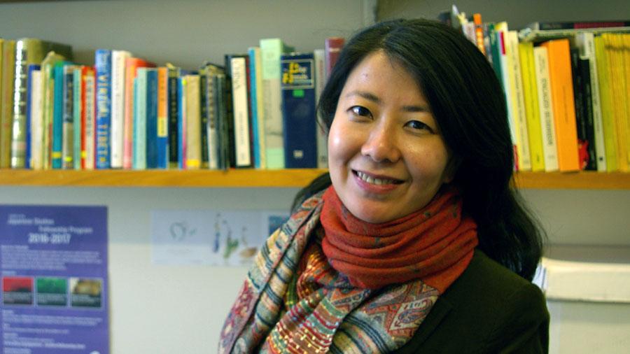 Portrait of Ying Qian