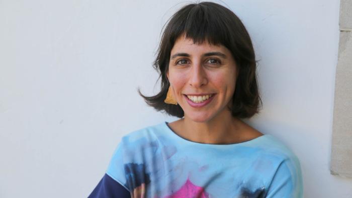 Portrait of Carlin Wing