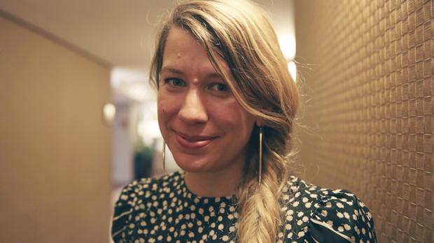 Portrait of Kara Oehler