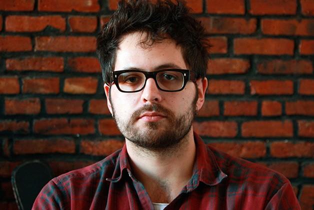 Portrait of Maxim Pozdorovkin