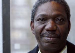 Portrait of Idrissa Ouedraogo