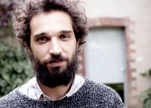 Portrait of Nicolas Pereda