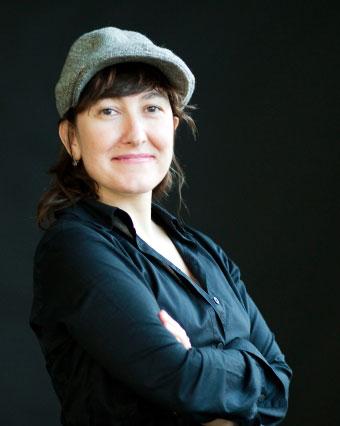 Portrait of Athina Rachel Tsangari
