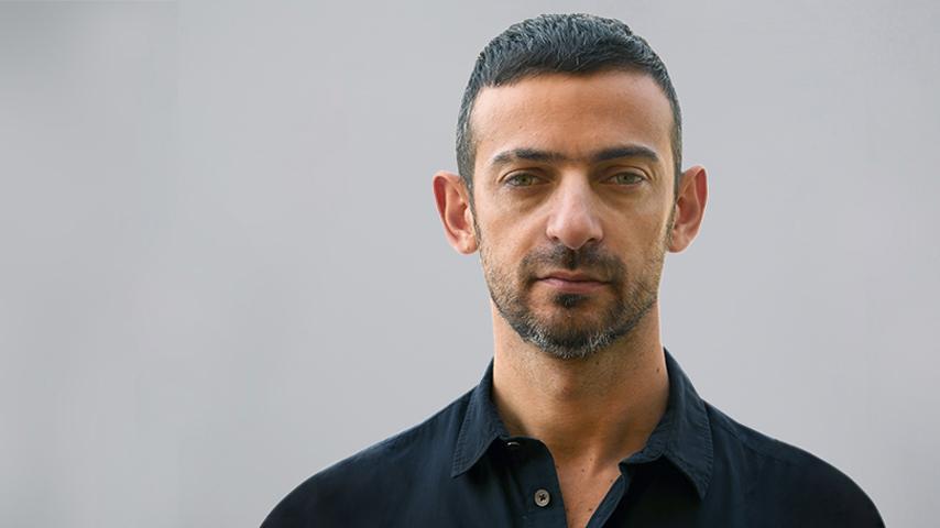 Portrait of Ali Cherri