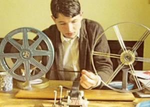 Portrait of Luke Fowler