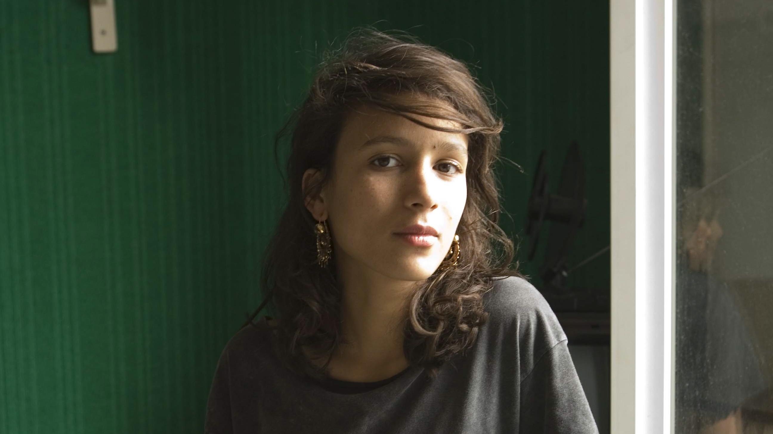 Portrait of Mati Diop