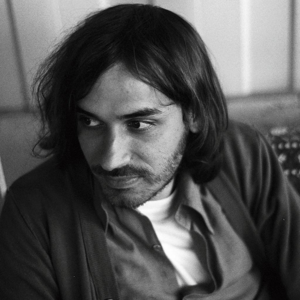 Portrait of Matías Piñeiro