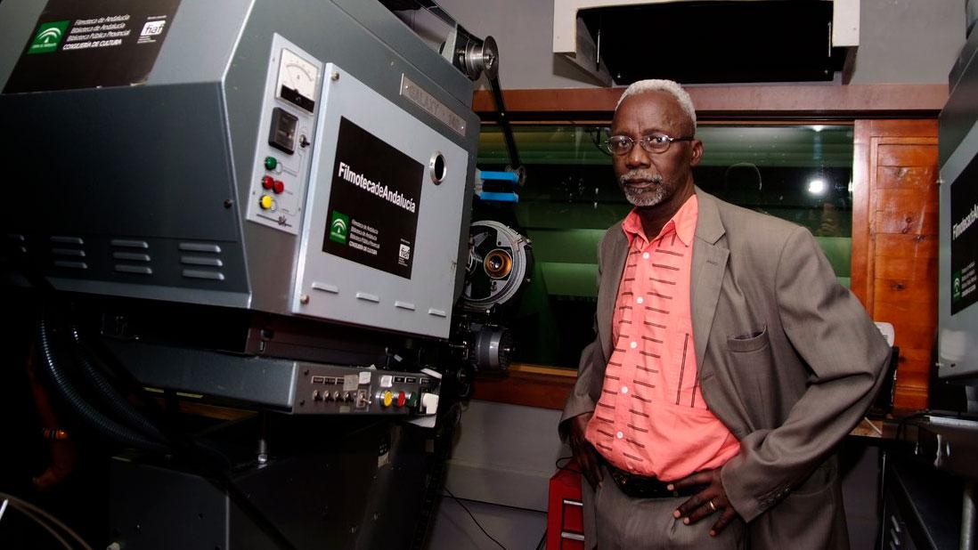 Portrait of Souleymane Cisse