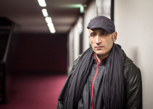 Portrait of Tariq Teguia