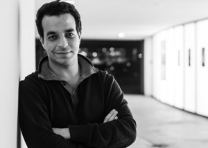Portrait of Hassen Ferhani