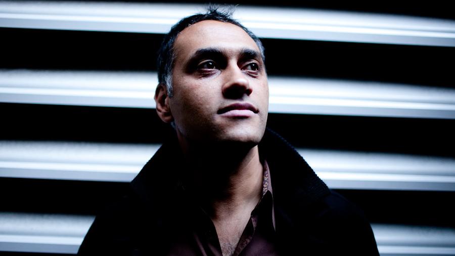 Portrait of Kamal Aljafari