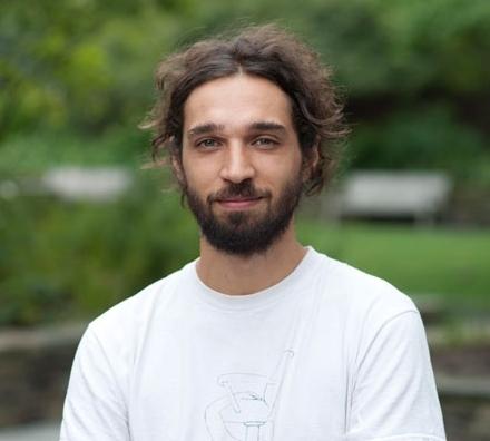 Portrait of Nicolas Pereda by Tony Rinaldo
