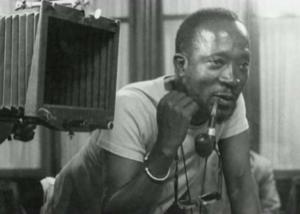 Portrait of Ousmane Sembene