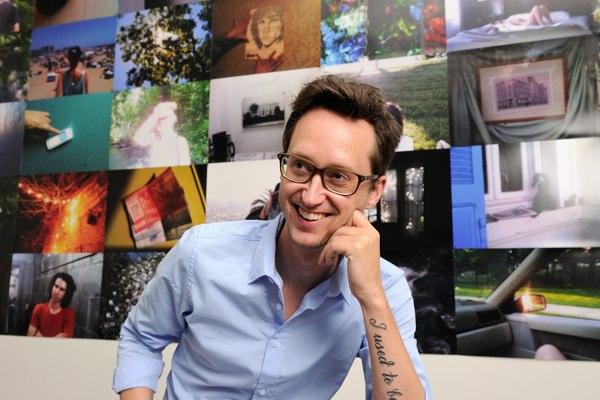 Portrait of Matthew Porterfield