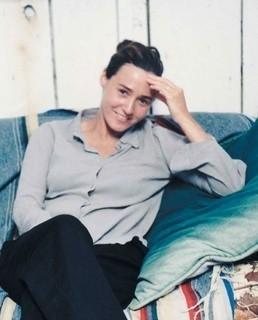 Portrait of Sharon Lockhart