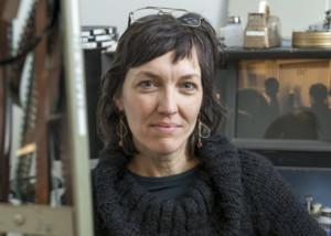 Portrait of Deborah Stratman
