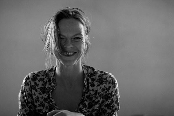 Portrait of Valerie Massadian