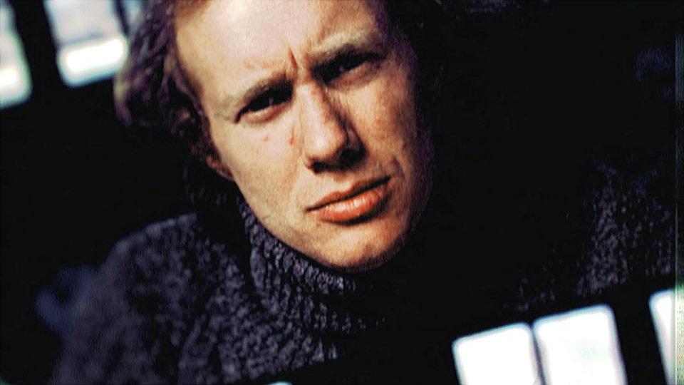 Portrait of Richard P. Rogers