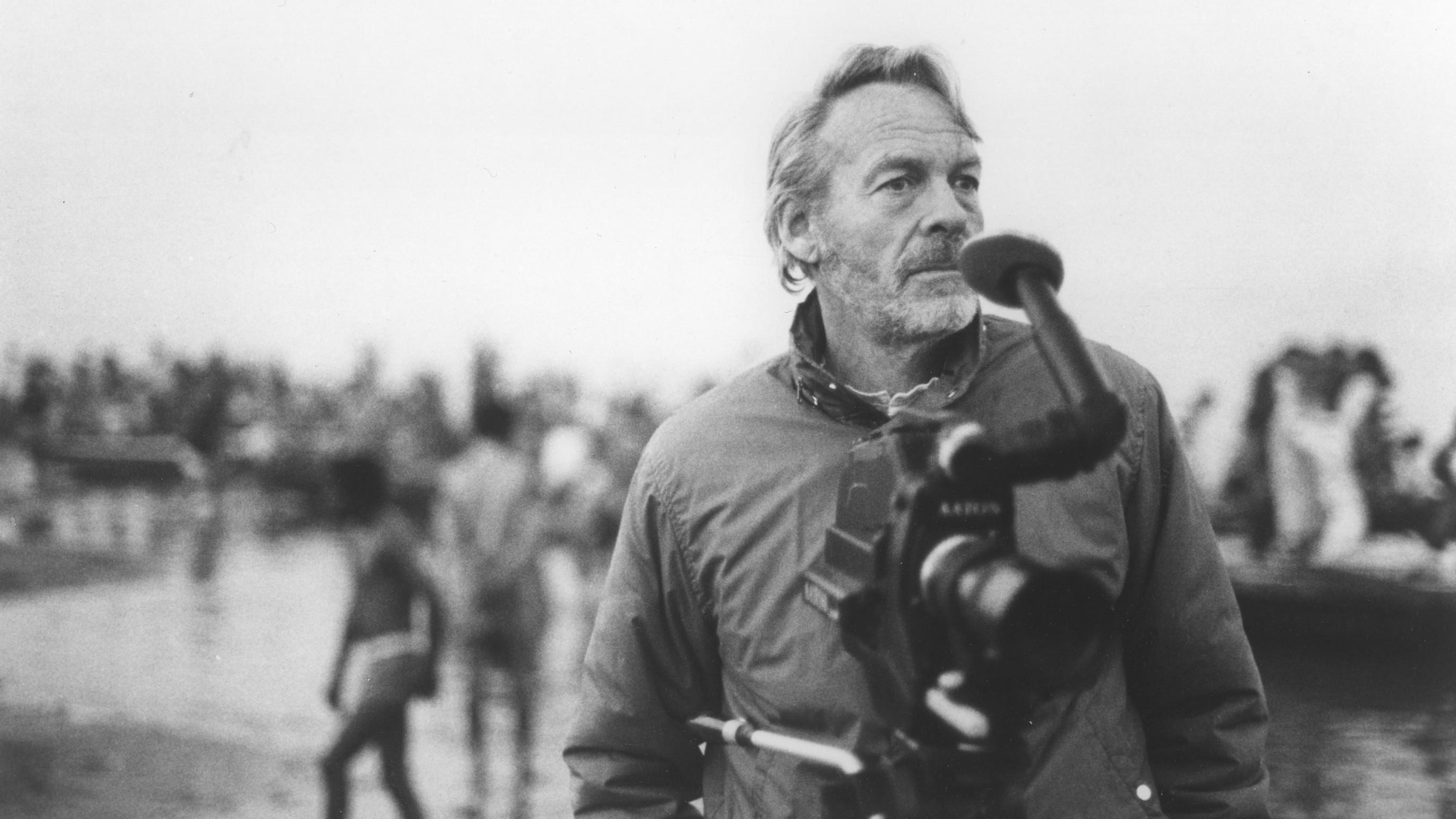 Portrait of Robert Gardner