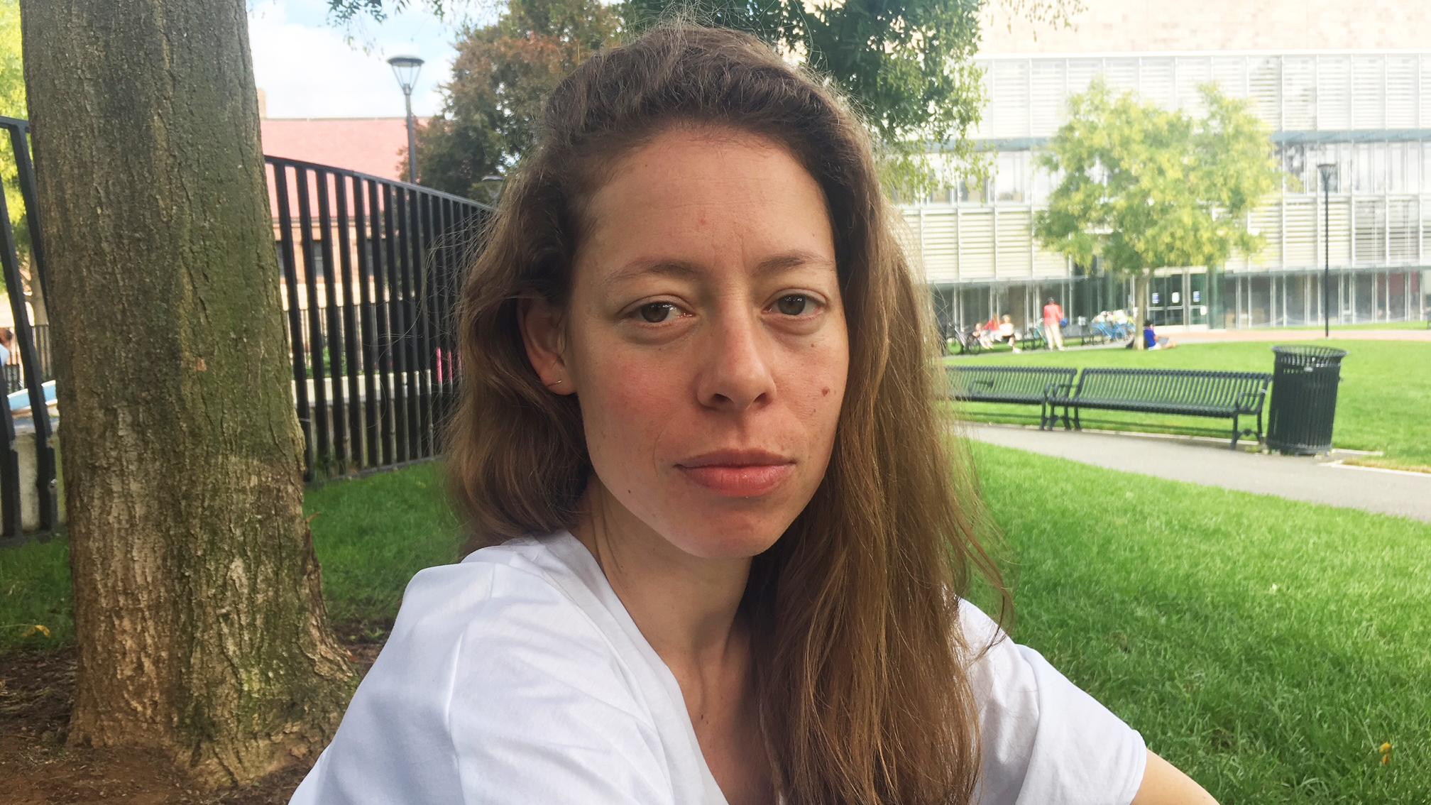 Portrait of Kathryn Abarbanel