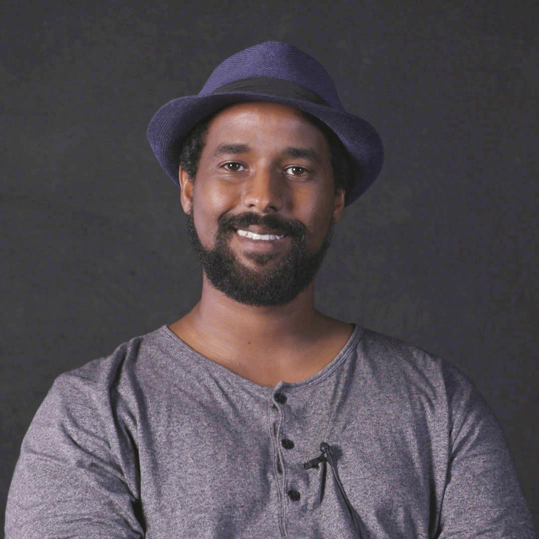 Portrait of Zach Jama