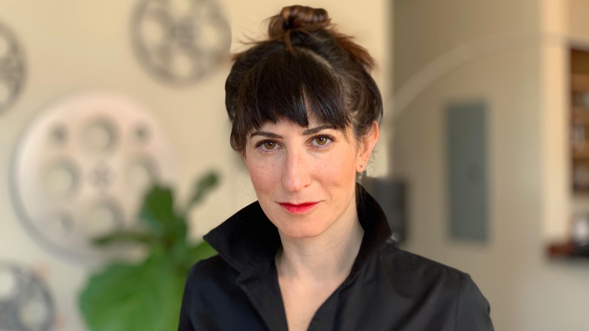 Portrait of Rebecca Richman Cohen