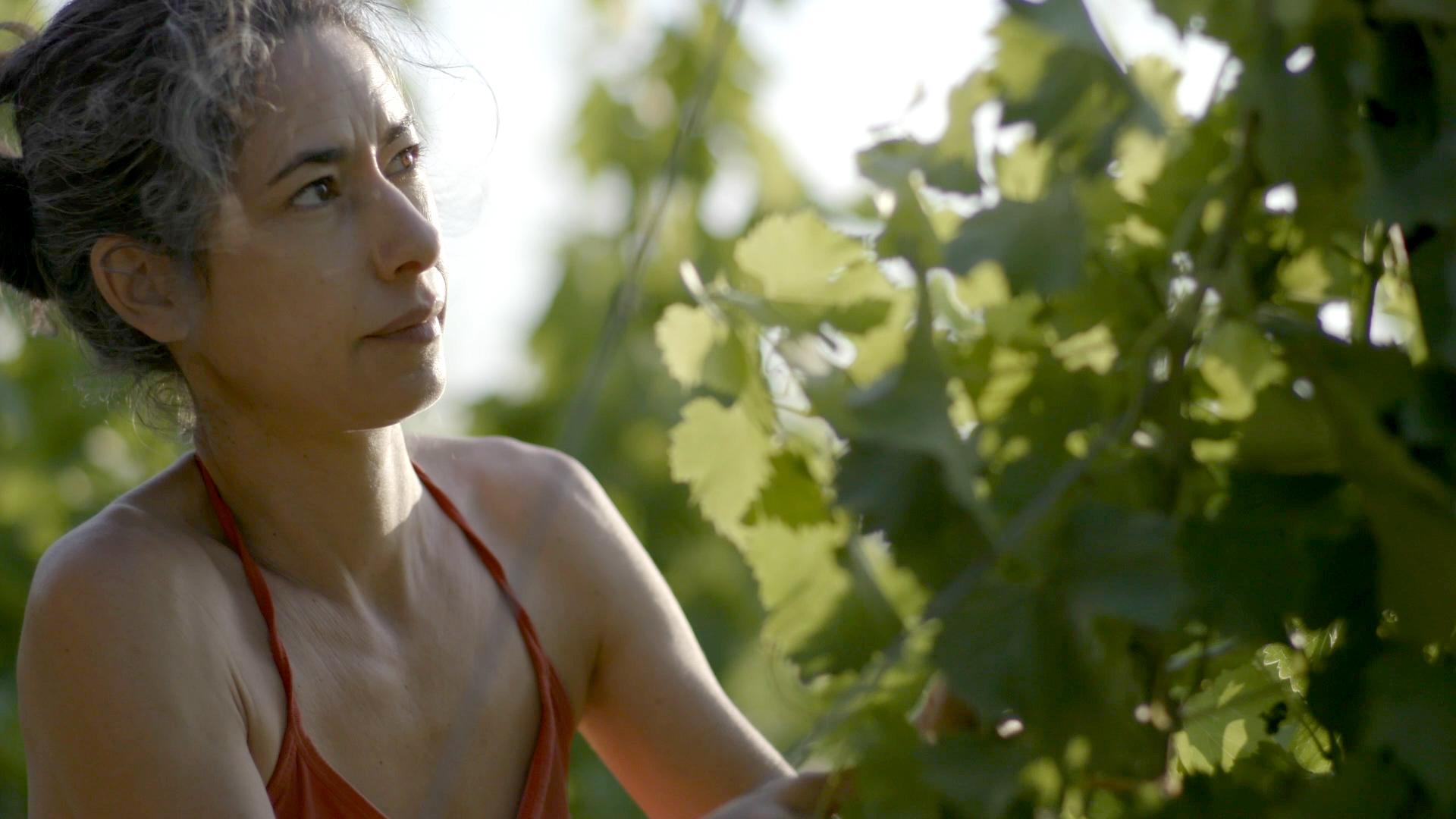 Film Still from Weed & Wine