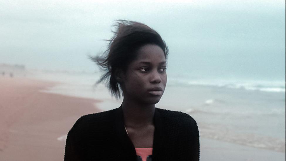 Film Still from Atlantique