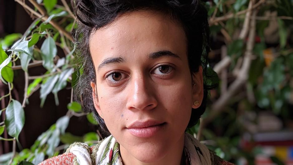 Portrait of Nazli Dincel