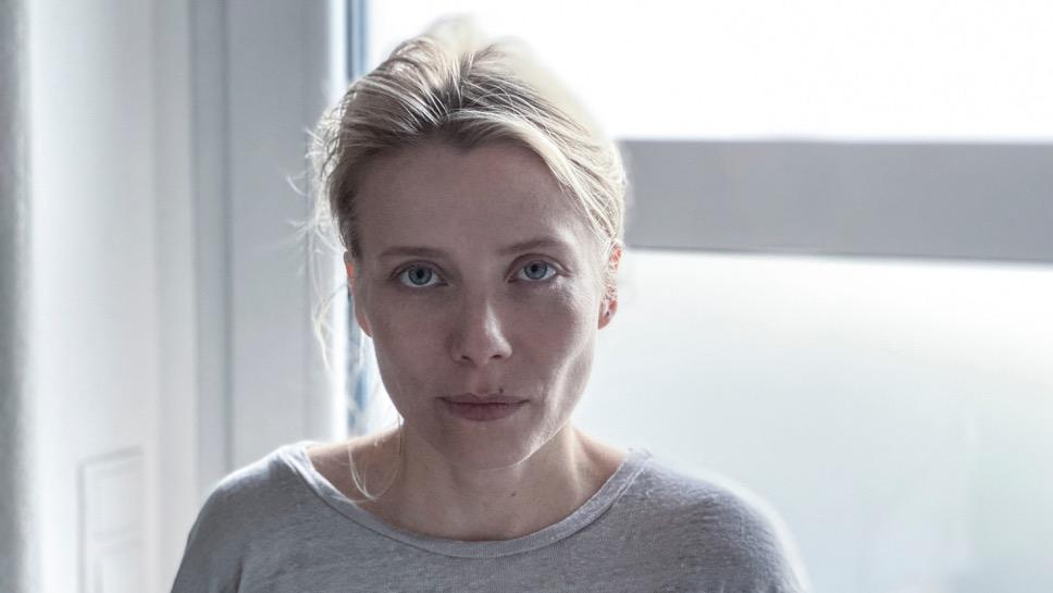 Portrait of Janina Lange