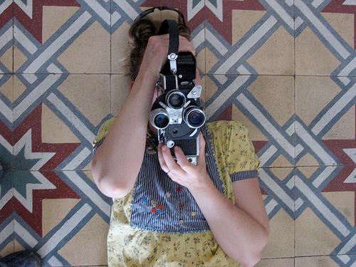 Portrait of Kathryn Ramey by Cheryl Hess