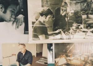 Film Still from Electro-pythagoras (a portrait of Martin Bartlett)