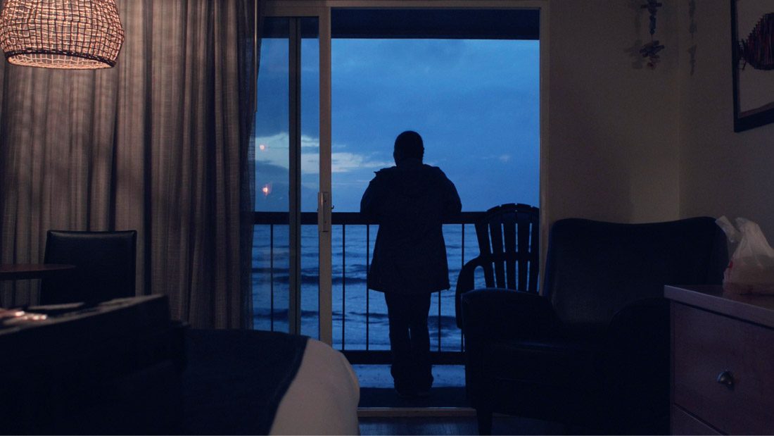 """Still from Sky Hopinka's """"Towards the Ocean, Towards the Shore"""""""