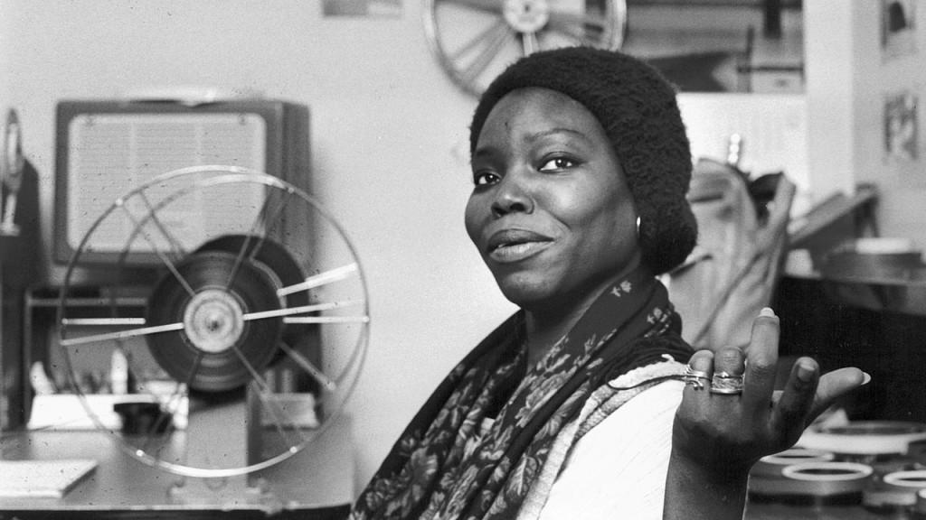 Portrait of filmmaker Safi Faye