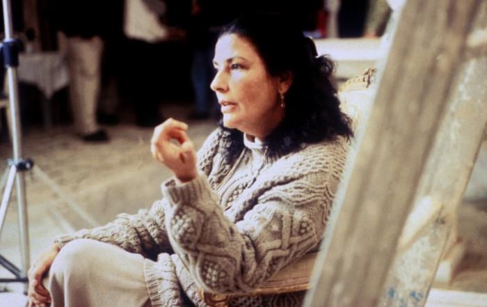 Portrait of filmmaker Moufida Tlatli