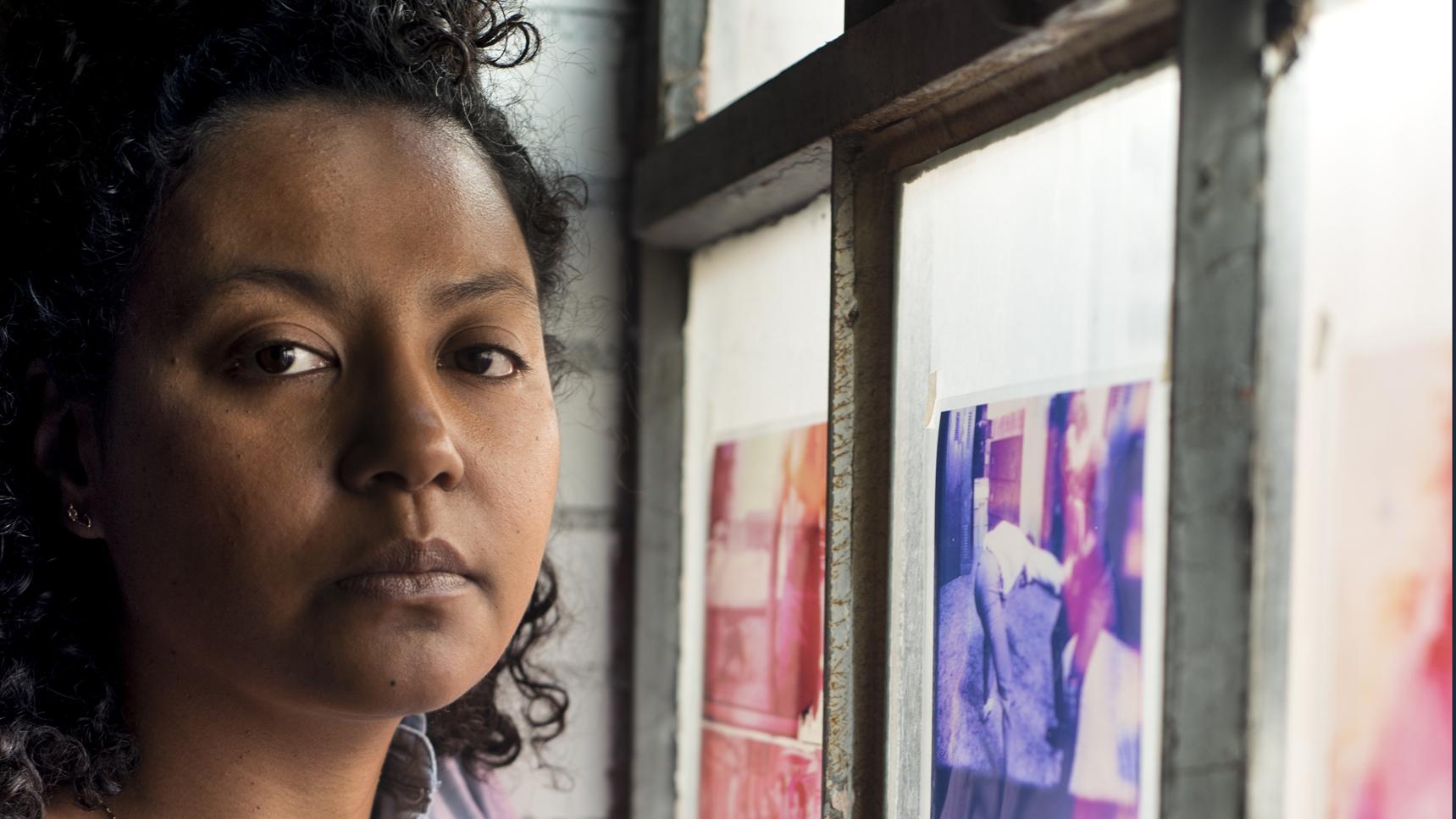 Portrait of artist Crystal Z Campbell