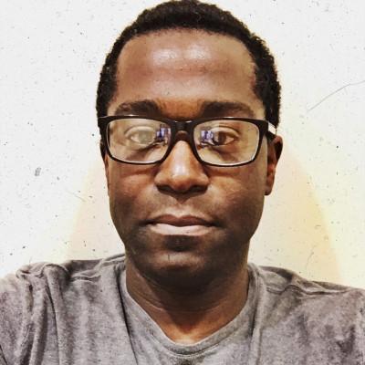 Portrait of filmmaker Khary Saeed Jones
