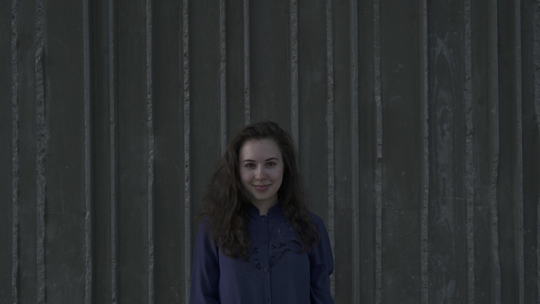 Portrait of Pauline Shongov