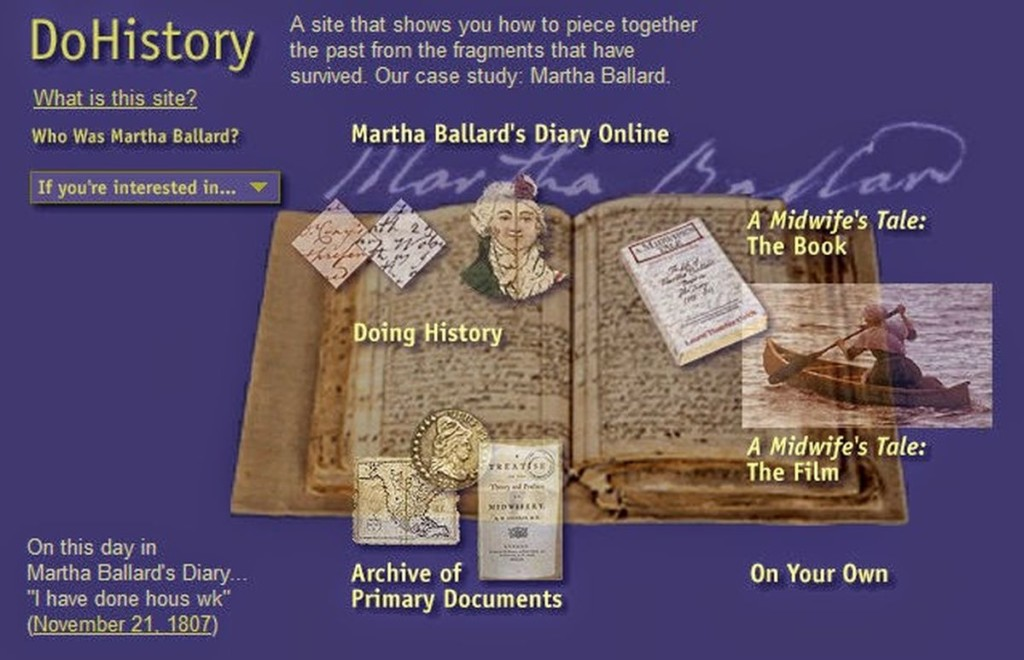 Website Image from Do History
