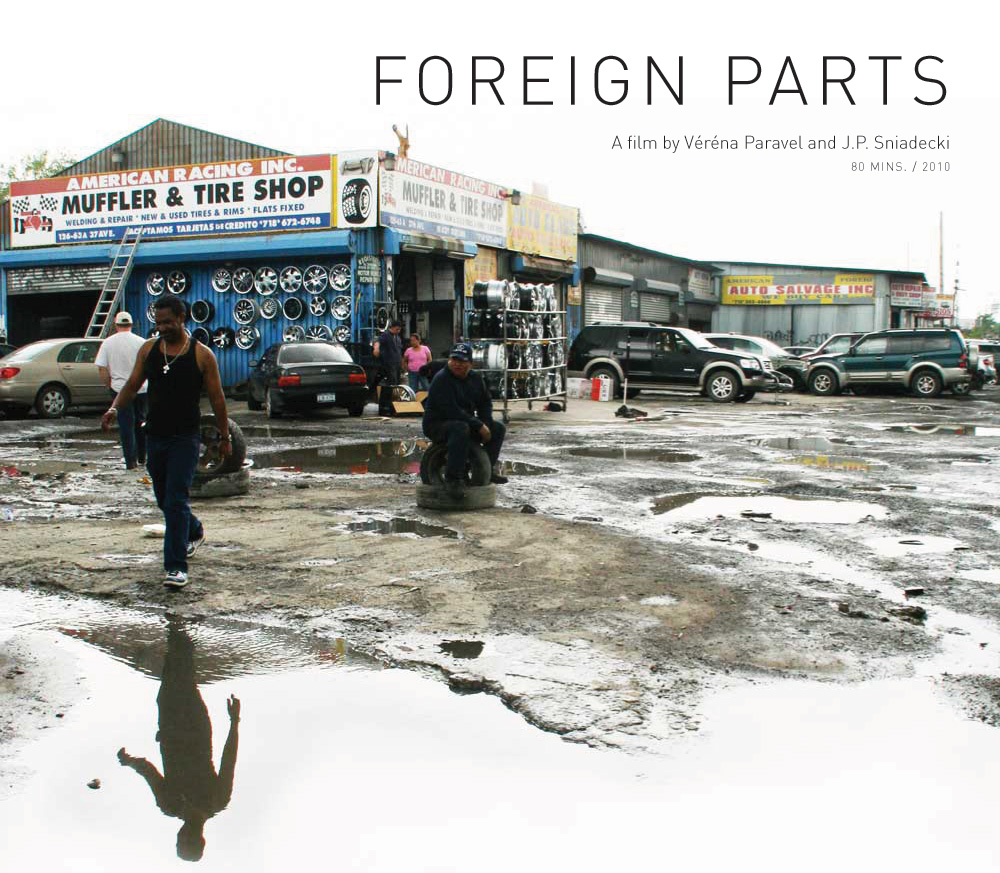Film Still from Foreign Parts