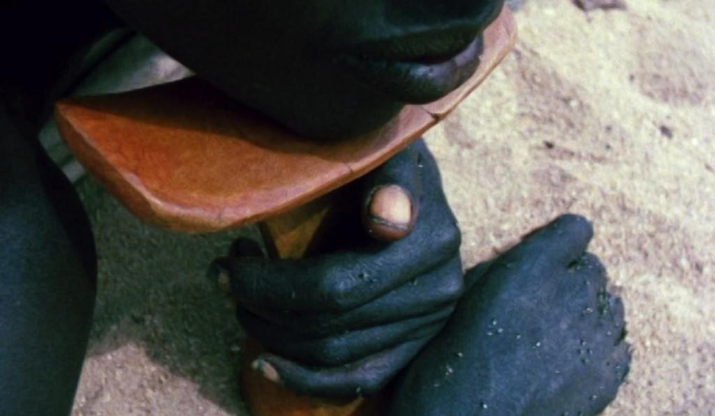Film Still from River of Sand
