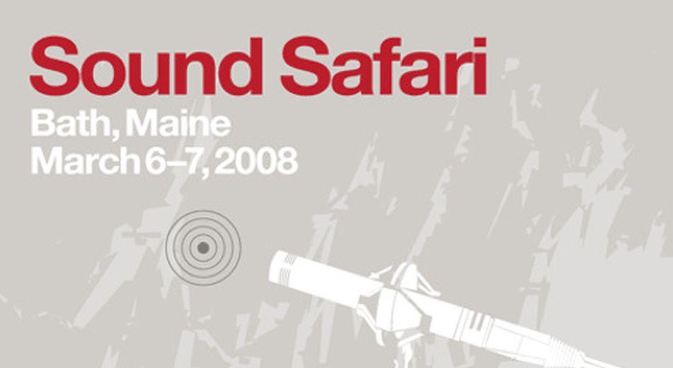 Sound Safari Poster