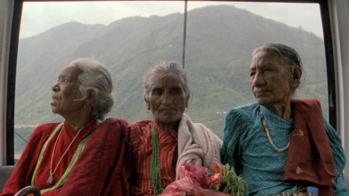 Film Still from Manakamana